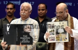 RSS Chief Mohan Bhagwat Releases Book On Modi The Making Of Legend