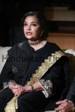 Bollywood Actor Shabana Azmi Attends The Premier Of A Movie The Black Prince In Delhi