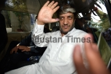Kashmiri separatist Leader Shabir Shah Appears In COurt