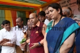 Union Minster Smriti Irani Hosts Teej Festival Celebrations At Her Residence