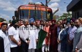 Navjot Singh Sidhu Flags Off Fire Fighting Vehicles For 11 Punjab Cities