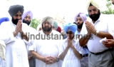Ashes Of Rajmata Mohinder Kaur Immersed In Satluj River