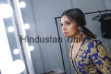 Profile Shoot Of Bollywood Actor Bhumi Pednekar At India Couture Week 2017