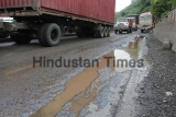 Heavy Rains Make Way For More Potholes On Mumbai Roads
