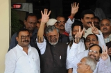 Bihar Chief Minister Nitish Kumar Won The Trust Vote