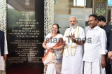 Prime Minister Narendra Modi Inaugurates The Parliament House Annexe Extension Building