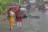 Monsoon Rains In Mumbai