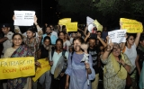 Women Take Out 'Bekhauf Azadi March' To Protest Against Stalking Case In Chandigarh