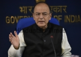Union Finance Minister Arun Jaitley Address Press Conference