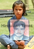 Relative Of A Disappeared Person Protest In Srinagar