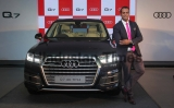 Audi Q7 Petrol Variant Launched In India At Rs 67.8 Lakh