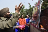 People Pay Tribute To Shaheed Bhagat Singh On His 110th Birth Anniversary