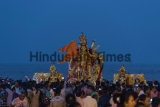 Durga Idol Immersion Procession