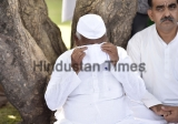 Social Activist Anna Hazare Sits On A Day-Long Hunger Strike, Demands Lokpal Bill