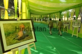 Haryana Chief Minister Manohar Lal Khattar Inaugurates Photo exhibition During The Wildlife Week At Sultanpur National Park