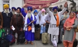 Sikh Jatha Leaving For Pakistan On Occasion Of Birth Anniversary Of Guru Nanak Dev Ji