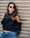 Profile Shoot Of Marathi Actor Sonalee Kulkarni