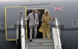 Prince Charles Arrives On Two-Day India Visit With Wife Camilla Parker-Bowles