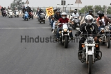Bike Rally To Promote Road Safety