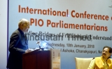 President Ram Nath Kovind Address International Conference Of PIO Parliamentarians