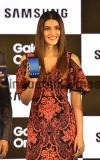 Bollywood Actress Kriti Sanon At The Launch Of Samsung Galaxy On7