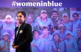 Indian Women's Cricket Team Felicitation Event