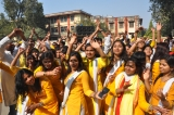 Basant Panchami Celebrations At Kashi Hindu University