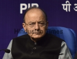 Union Finance Minister Arun Jaitley Address Press Conference On Capital Infusion Of PSBs