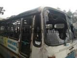 Padmaavat Controversy: Bus, Truck Burned During Violent Protest By Rajput Groups