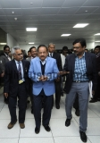 Union Minister For Earth Science, Environment, Forest And Climate Change Harsh Vardhan Inaugurates High Performance Computing Facility At Noida