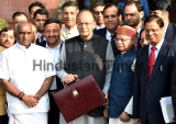 Union Finance Minister Arun Jaitley Presents Union Budget 2018-19