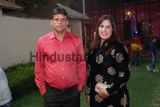 Wedding Reception Of Cricketer Parvinder Awana And Sangit Awana