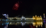 Devotees Pay Obeisance At Golden Temple On The Occasion Of Birth Anniversary Of Guru Teg Bahadur