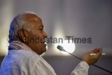 RSS Chief Mohan Bhagwat At International Convention Center, BSE
