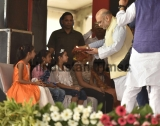 BJP President Amit Shah Address BJP Workers In Madhya Pradesh