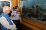 Environment Minister Harsh Vardhan Inaugurates Four Galleries At Indian Museum