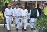 Congress Delegation Meet EC
