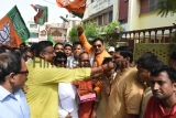 Karnataka Election Result 2018: BJP Workers Celebrate As Trends Show Lead For The Party