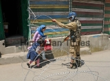 Authorities Imposed Restrictions In The Old Srinagar City To Foil Eidgah March By Separatists