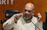 Press Conference Of BJP President Amit Shah On Karnataka Issue