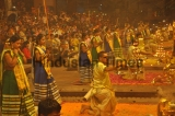 Devotees Take Bath In Ganga In Varanasi On Occasion Of Ganga Dussehra