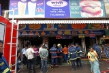 Fire Breaks Out At Sweet Shop MM Mithaiwala Outside Malad Station