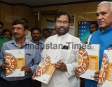 Union Minister of Consumer Affairs, Food and Public Distribution Ram Vilas Paswan Released Handbook On Cash Transfer Of Food Subsidy Scheme