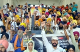 Clash Between SGPC And Sikh Hardliners On 34th Anniversary Of Operation Bluestar