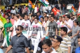 TMC Protest Against Fuel Prices Rise