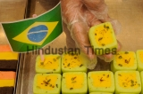 FIFA World Cup Fever Grips India