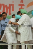 Punjab Chief Minister Capt Amarinder Singh Thanksgiving Rally At Shahkot