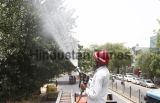 Heavy Dust Pollution In Many Cities Of Northern India