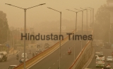 Heavy Dust Pollution In Many Cities Of Northern India