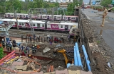 Mumbai Local Train Services Resume Day After Gokhale Bridge Collapse